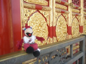 The Phoenix at the Forbidden City